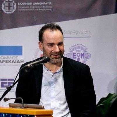 Δρ. Χαράλαμπος Τσέκερης